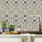 20pcs Self Adhesive Tile Stickers Diy Wall Sticker Home Room Kitchen Decal Decor