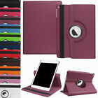 For Apple iPad Air 2 3 4th Generation 10.9' 2020 360 Rotating Leather Smart Case