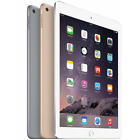 """Apple Ipad Air 2 (2nd Generation) 64gb Wi-fi 9.7"""" Gold Silver Space Gray 2014"""