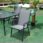 Patio Bistro Set 2/4/6piece Outdoor Dining Table And Chairs Garden Furniture Set