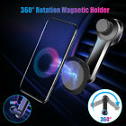 Car Magnetic Air Vent Mount Holder Cell Phone Cradle 360° for iPhone Samsung GPS
