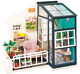 Rolife Dollhouse DIY Craft House Kit-Small Sized Miniature with Accessories and