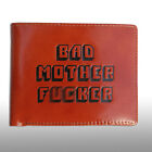 Bad Mother F****r Pulp Fiction Wallet  Real Leather