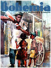 "079.Quality Design poster""Ice Cone Seller""Interior design Granizadero w/children"