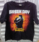 GREEN DAY '21st CENTURY BREAKDOWN' MEN'S BLACK T-SHIRT