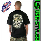 7.62 DESIGN T-SHIRT SHIRT SACRIFICE & VALOR BLACK NEW