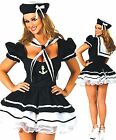Charming Lady Sailor Fancy Dress Costume 8 10 12 14 16