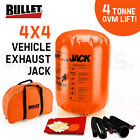 NEW BULLET Air Jack Exhaust Tools 4 Tonne Multi Layer 4x4 Off-Road Car