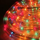 Xmas Multi-Colour ROPE Chaser Light Christmas Party Decoration Indoor & Outdoor
