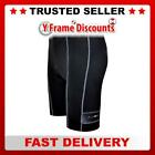 Funkier New 10 Panel Kids Coolmax Lycra Cycling Shorts in Black - Various Sizes