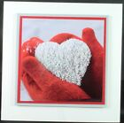 Hand Made Greeting Card, VARIOUS VALENTINE / LOVE - SQUARE