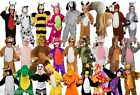 Kids Animal Zoo Farm Pet Book Week Fancy Dress Costume Girls Boys Outfit
