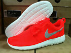 NIKE ROSHERUN MENS ROSHE RUN RED TOTAL CRIMSON GAMMA GREY SAIL SHOES 511881-800
