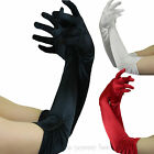 Gloves Elbow Opera Fancy Dress Prom Flapper Evening Party Long Burlesque Ladies