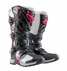 NEW FOX RACING WOMENS COMP 5 MOTOCROSS MX DIRTBIKE BOOTS BLACK / PINK ALL SIZES