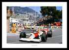 Ayrton Senna 1988 Monaco Grand Prix Formula One Photo Memorabilia (2849)