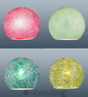 Glass Mosaic Lampshade Ceiling Light Pendant Lamp Shade in Pink Blue Green Teal