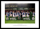 Blackburn Rovers 2002 League Cup Final Celebrations Photo Memorabilia (757)