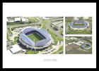 The Reebok Stadium Bolton Wanderers Aerial Photo Memormabilia (BWMU1)