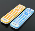 6in1 Universal Remote Control With Learn Function For TV SAT CBL DVD DVB-1 New