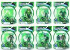 "THE GREEN LANTERN MOVIE - 4"" ACTION FIGURE TOYS - DC COMICS - MATTEL - NEW!"