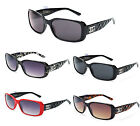 Womens Designer Sunglasses Classic Fashion Quilted Pattern 4 Colors New IG9074