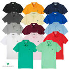 Lyle and Scott Club Polo Shirt / Green Eagle Golf