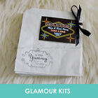 50 YUMMY CANDY SWEET BAGS WITH A PERSONALISED LAS VEGAS CASINO NEON LIGHT TAG
