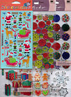 Sticko CHRISTMAS  WINTER stickers Adorable Several varieties to choose from