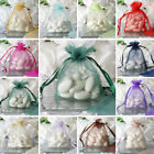 200 pcs 3x4 inch ORGANZA BAG for Wedding FAVORS Wholesale Discounted Supplies