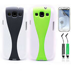 SAMSUNG GALAXY S3 CASE WITH  FREE STYLUS PEN & SCREEN PROTECTOR