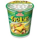 New Sealed Nissin Cup Noodles 72g x 6 - Mushroom Chicken Flavour