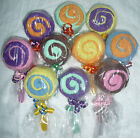 1x The Original Facewasher Lollipop Baby Shower Present Favour Many Colours Gift