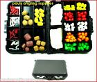 Carp Fishing Box Artificial Immitation Bait Corn Bread Nuts Pellets Pop ups