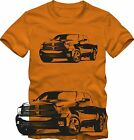 T-Shirt  Dodge RAM Tuning T-Shirt   Retro Style S/W Grafik DTG