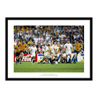 Jonny Wilkinson Drop Goal 2003 Rugby World Cup Final Photo Memorabilia (917)