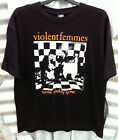 VIOLENT FEMMES OFFICIAL 'GONE DADDY GONE' MEN'S 100% COTTON T-SHIRT ($34.99rrp)