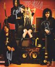 THE PRETTY RECKLESS Light Me Up SIGNED Autographed PHOTO Print POSTER Shirt 1
