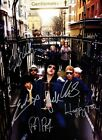TURBONEGROScandinavian Leather SIGNED Autographed PHOTO Print POSTER CD 001