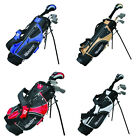 Masters Golf 520 Junior Half Set Golf Clubs. Available in 4 Age Groups.