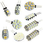 G4 68/26/24/12/9/5 Warm White/White SMD LED 1210 Light Home Car RV Boat Lamp