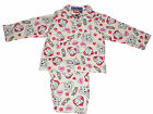 GIRLS PYJAMAS DISNEY 101 DALMATIANS FLANNEL AGE 12-4 YEARS OLD