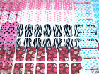 20 pc Quality Nail Art Stickers / Transfer Foil Set / Dotted Patterns/ Hearts