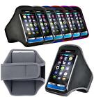 Adjustable GYM Sports Jogging Armband Case Cover Shell For HTC Deluxe X920e