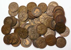 """BRITISH PENNY """"GEORGE V"""" 1911-1936 """"Lucky Dip"""" Historic, Educational - Bronze"""