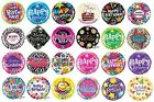 "18"" Foil Party Balloons (Qualatex) - HAPPY BIRTHDAY General - Teen/Adult Designs"