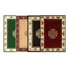 "Oriental Medallion Area Rug Traditional 5x7 Persian Carpet -Actual 5' 2"" x 7' 4"""
