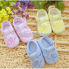 Hot Baby Infant Toddler Unisex Soft Sole Skid-proof 0-12 Months Kids Shoe N98B