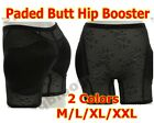 Women Hot Lace Butt Hip Enhancer Shaper Removable Padded Panty Underwear Booster