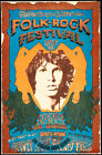 THE DOORS.. Vintage 1968 Retro Concert Promotional Poster A1A2A3A4Sizes